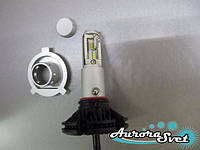 LED лампы в автомобиль. Лучшая альтернатива Би-ксенону. LED фары ZES 2. Цоколь Н-4. 7-е поколение., фото 1