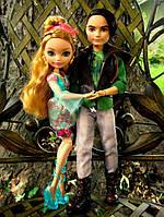 Куклы Эвер Афтер Хай , Эшлин и Хантер очаровательная пара!