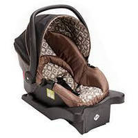 Автокресло Safety 1st Comfy Carry Elite baby группа +0