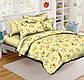 Детский комплект в кроватку из ранфорса Angry Birds, фото 4