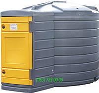 Двухслойный полиэтиленовый резервуар Мини Заправка Swimer 5000 FUDPS