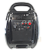 Колонка-комбик GOLON RX-820 BT Bluetooth + MP3, радиомикрофон, пульт, цветомузыка, фото 3