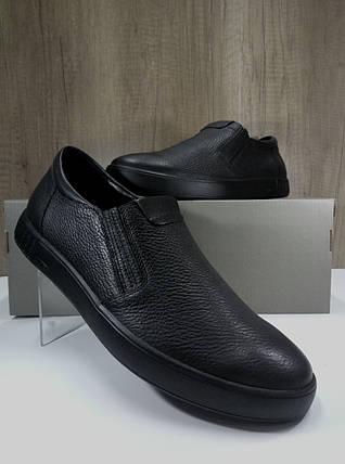 Туфли мужские из натуральной кожи МИДА 110364, фото 2