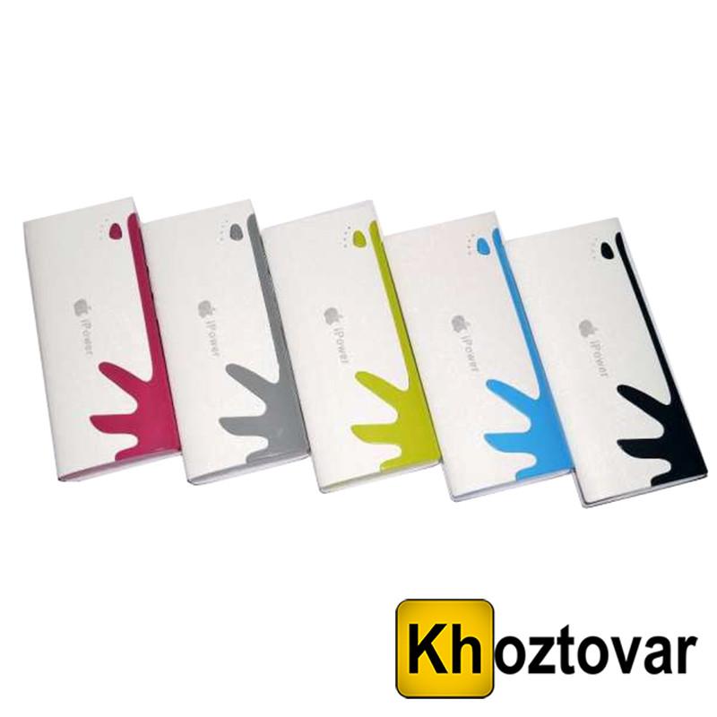 Повербанк iPower Power Bank LED 30000mAh 3 USB