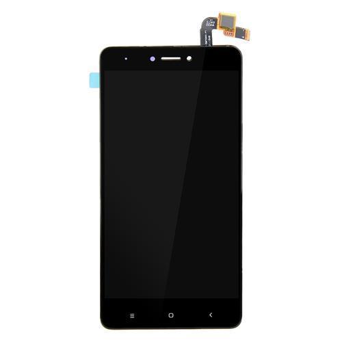 Дисплей для Xiaomi Redmi Note 4X с тачскрином черный Оригинал