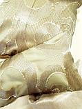 Комплект подушек  Завитки беж, 3шт, фото 3