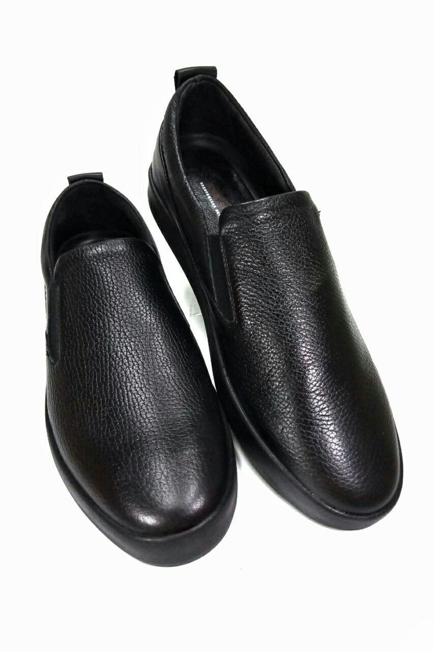195131368 Мужские туфли маленького размера из натуральной кожи МИДА 110366 -  интернет-магазин обуви в Киеве