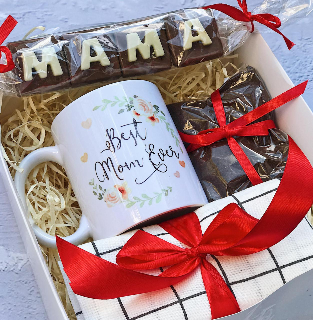 Подарочный набор для женщин Любимой Мамочке