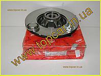 Тормозной диск задний Citroen Berlingo II 08-  TRW Германия DF6128BS