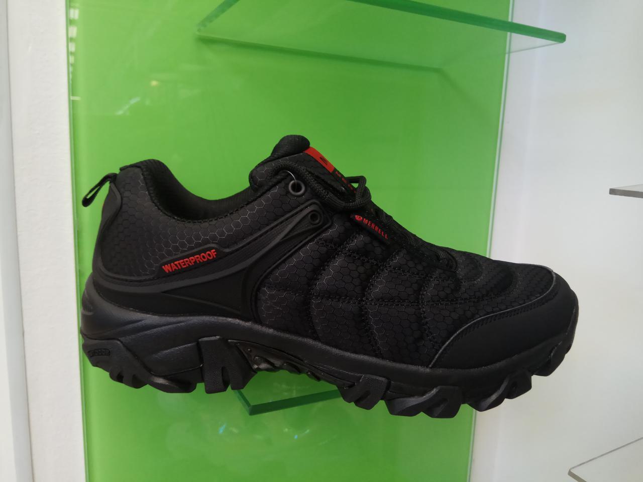 Кроссовки Merrell Ice Cap Moc II black  продажа 59872c0a0b100