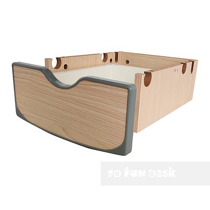 Выдвижной ящик FunDesk Ballare drawer Grey, фото 2