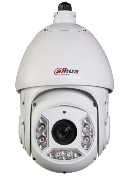 Видеокамера HDCVI поворотная (speed dome) Dahua DH-SD6C120I-HC