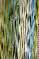 Шторы Нити, Кисея стекло № 105