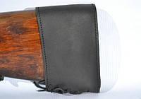 Тыльник на приклад кожа -ретро, фото 1