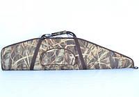 Чехол для ружья под оптику с карманом 115 мм, фото 1