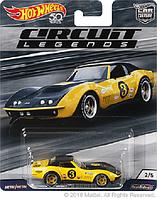 Колекційна машинка Hot Wheels Chevy Corvette