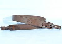 Ремень для ружья прямой 90 см кожаный