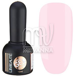 Гель-лак Lilly Beaute №2, 12 мл светлый лилово-розовый