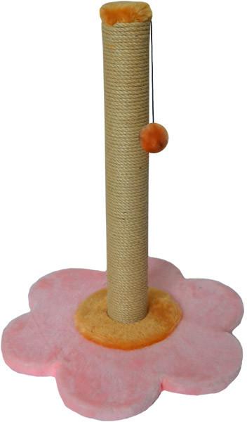 Когтеточка дряпка для кошек Фиалка, фото 1