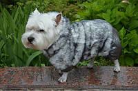 """Комбинезон для собаки """"Зайка"""" зимний, фото 1"""