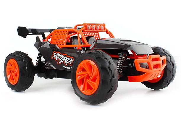 Радиоуправляемая игрушка WIN YEA Speed Truck KX-7 детский автомобиль на р/у 1:14 Оранжевый (SUN1775)