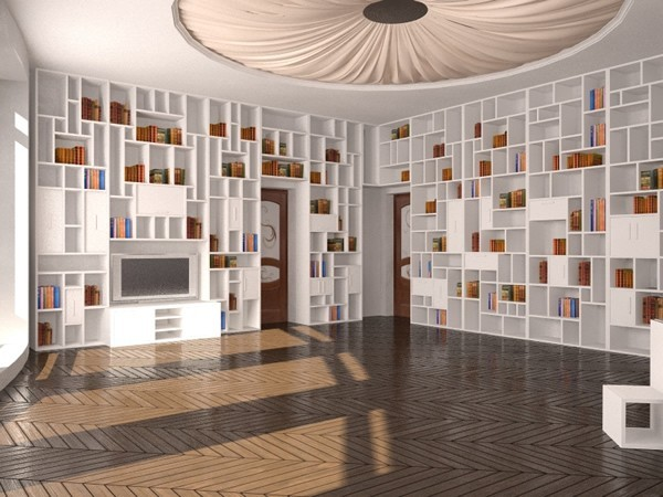 Книжные шкафы 8