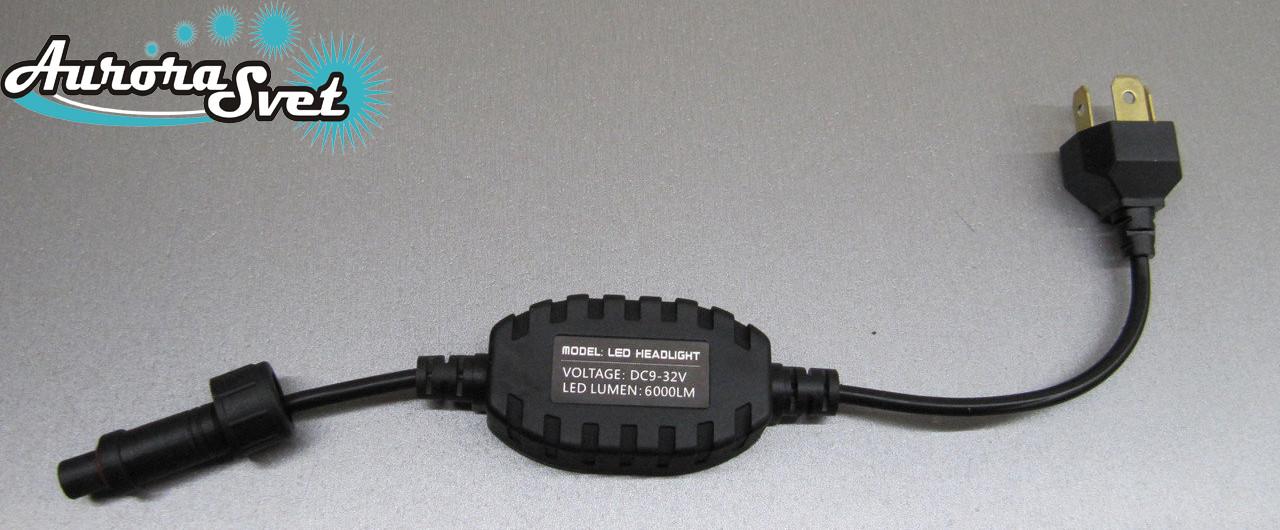 Блок питания LED ламп 7-го поколения. Контроллер питания.