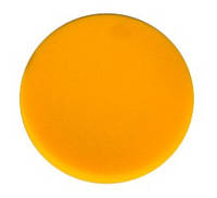 Желтый поролоновый полировальный диск 150мм, 2 шт/уп