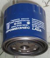Фільтр масляний М-005 ( ПМФ-005 )(ВАЗ 2101-2107,ІЖ,ЗАЗ)*