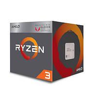 Процессор AMD Ryzen 3 2200G (YD2200C5FBBOX) (AM4/3.5GHz/6M/65W)