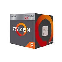 Процессор AMD Ryzen 5 2600 (YD2600BBAFBOX) (AM4/3.4GHz/16M/65W)