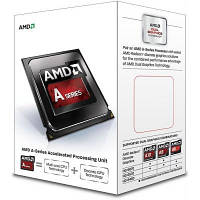 Процессор AMD A4-Series X2 4020 (AD4020OKHLBOX) (FM2/3.4GHz/1M/65W)