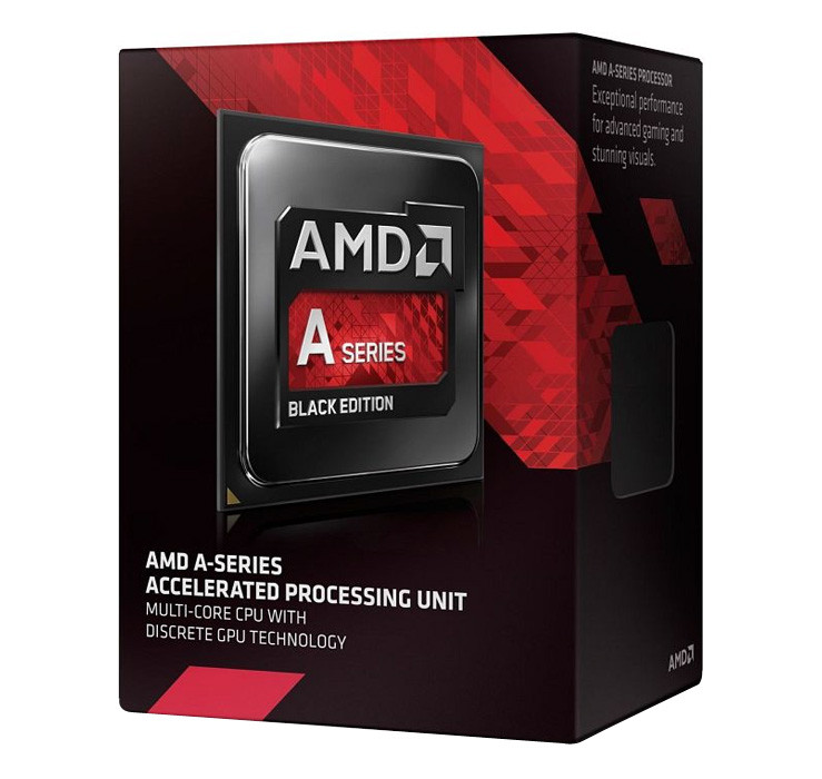 Процессор AMD A6-Series X2 7400K (AD740KYBJABOX) 3.5GHz/1M/65W