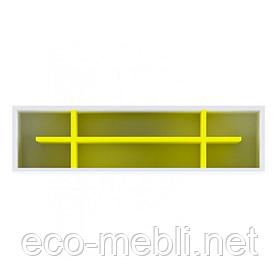 Полиця Мобі POL німфея альба / жовтий