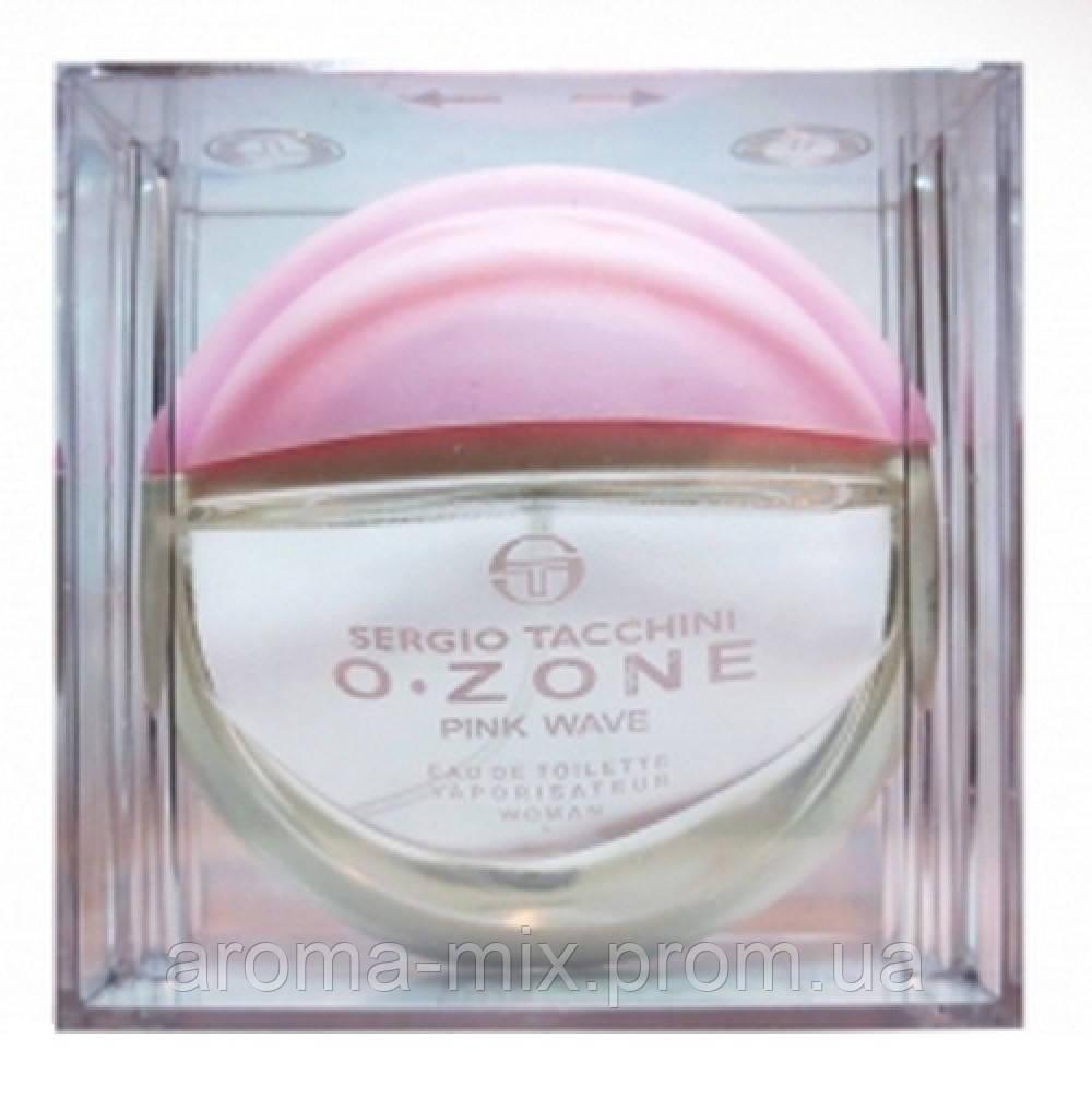 Sergio Tacchini O-Zone Pink Wave - женская туалетная вода