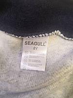 Трикотажный костюм-тройка с начесом для мальчика оптом, Seagull, 4-12 лет, арт. CSQ-67083, фото 6