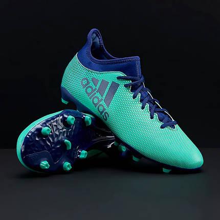 Butsy Adidas X 16 1 Fg Leather Bb5623 Football Mall