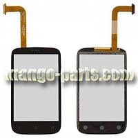 Тачскрин/Cенсор  HTC Desire C A320e черный high copy