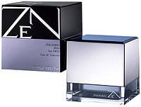 Мужская туалетная вода Zen for Men Shiseido (древесный, элегантный, чувственный аромат)