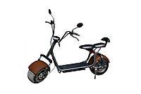 Электроскутер CityCoco Ride. Электробайк. Живые фото. Электромотоцикл. Мотоцикл электрический. Электромопед.