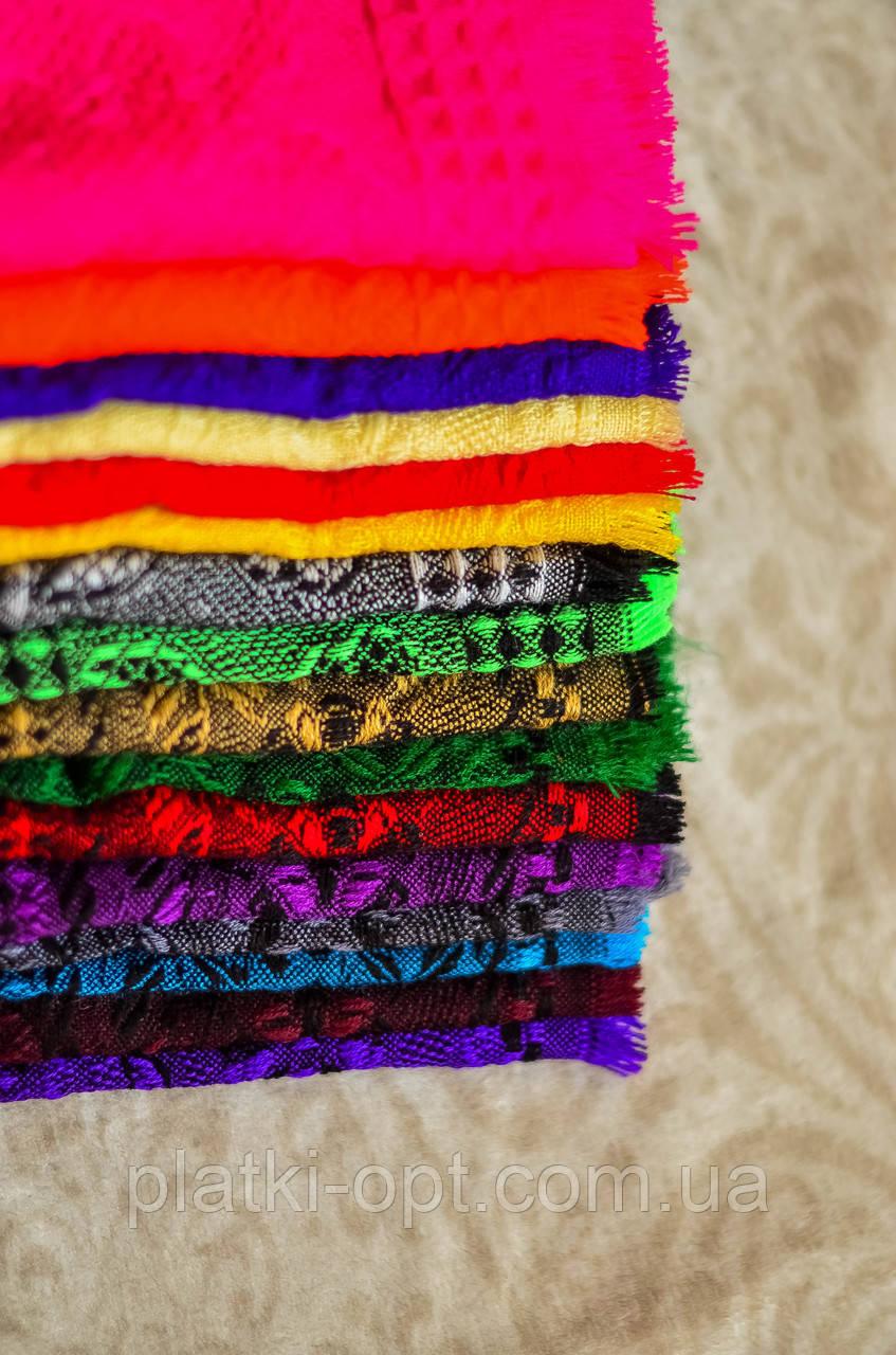Головной платок теплый 70х70 от 100 штук