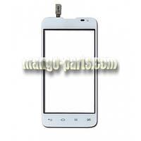 Тачскрин/Сенсор LG D285 Optimus L65 Dual Sim белый high copy