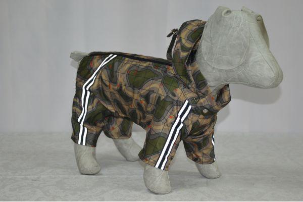 Комбинезон дождевик для собаки Турист, фото 1