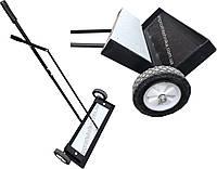 Магнитный ролик для уборки дроби BBM600
