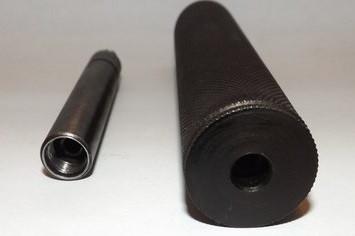 Глушник до МР-654К Н (32 серія) в комплекті з розбірним стовбуром