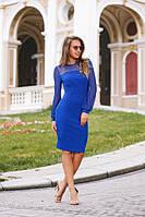 Платье женское короткое приталенное (К24031), фото 1