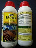 Гербицид Брокер, 1 л / Раундап — сплошного действия для полного уничтожения сорняков
