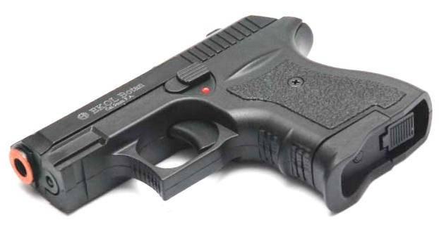 Стартовый пистолет Ekol Botan Black, фото 2