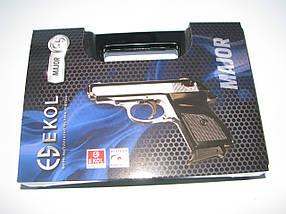 Стартовый пистолет Ekol Major (серый), фото 3