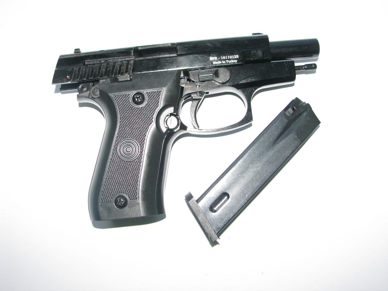 Стартовый пистолет Ekol P-29 Rev II Black